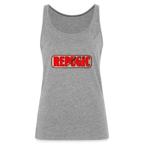 REPUGIC d2018 - Camiseta de tirantes premium mujer