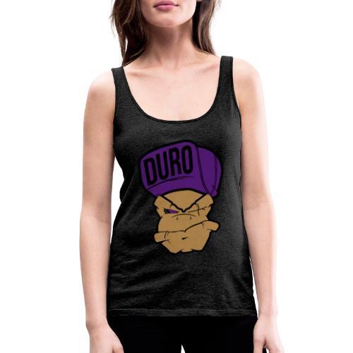 Duro Mono - Camiseta de tirantes premium mujer