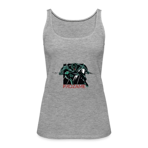 PantherWarrior - Frauen Premium Tank Top