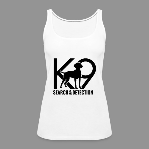 K-9 German Shorthaired Pointer - Women's Premium Tank Top