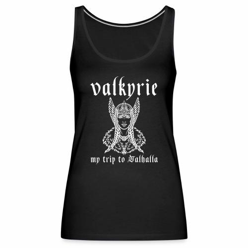 Valkyrie to Valhalla - Camiseta de tirantes premium mujer