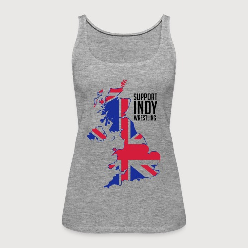 Indy Britain - Women's Premium Tank Top