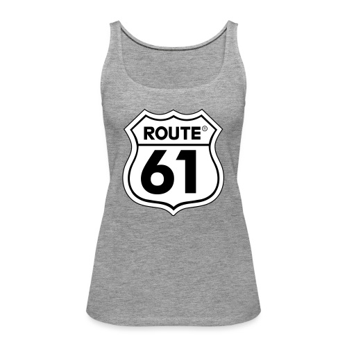 Route 61 - Vrouwen Premium tank top