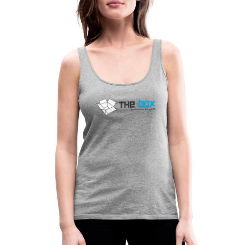 The Box Learning Studio Logo - Women's Premium Tank Top