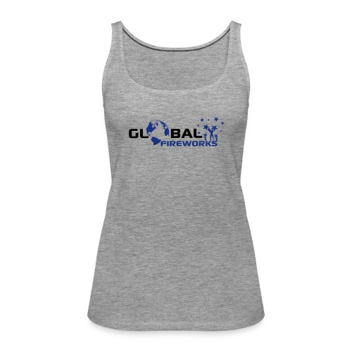 Global Fireworks - Frauen Premium Tank Top