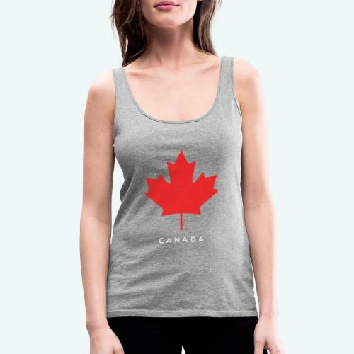 Canada-Lover - Frauen Premium Tank Top