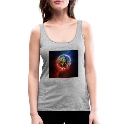 espacio - Camiseta de tirantes premium mujer