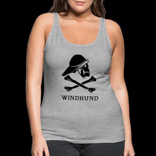 ~ Windhund ~ - Frauen Premium Tank Top