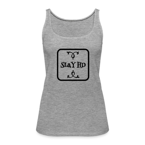 SLaYHD women merch logo - Women's Premium Tank Top