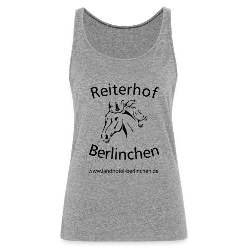 Reiterhof Berlinchen - Frauen Premium Tank Top
