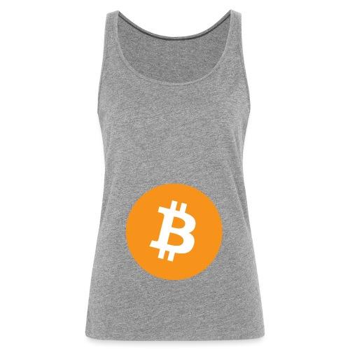 Bitcoin - Women's Premium Tank Top