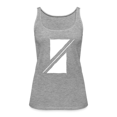 Muzik & Friendz Records Logo - Vrouwen Premium tank top