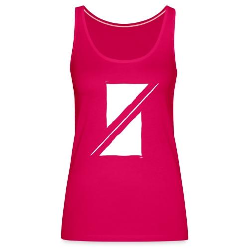 Muzik & Friendz Records Logo - Vrouwen Premium tank top