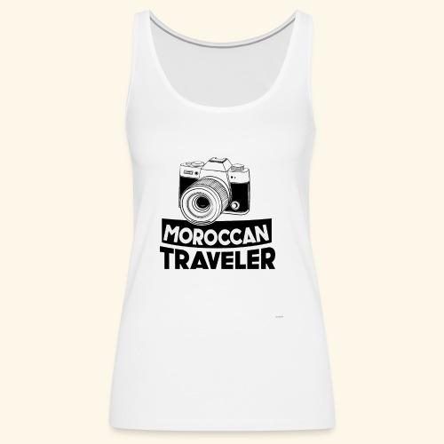 Moroccan Traveler - Débardeur Premium Femme