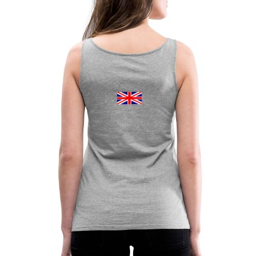 NAVY GB - Women's Premium Tank Top