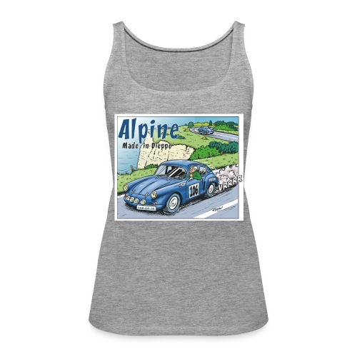 Polete en Alpine 106 - Débardeur Premium Femme
