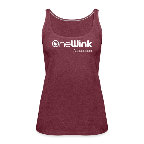 OneWink Association - Débardeur Premium Femme