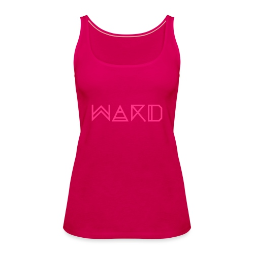 WARD - Women's Premium Tank Top