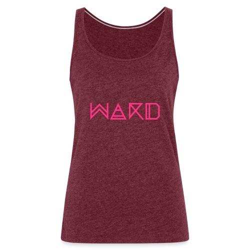 WARD - Women's Premium Tank Top