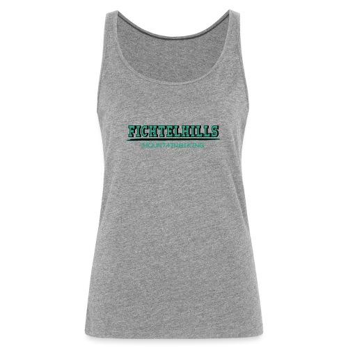 Fichtelhills green - Frauen Premium Tank Top