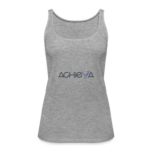 Achieva VECTOR PNG Image png - Women's Premium Tank Top