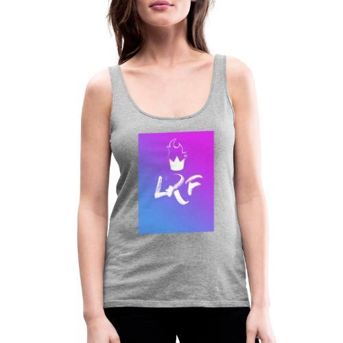 LRF rectangle - Débardeur Premium Femme