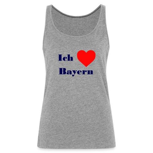 Bayern - Frauen Premium Tank Top