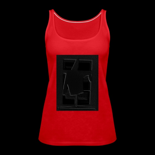 Dark Negative - Women's Premium Tank Top