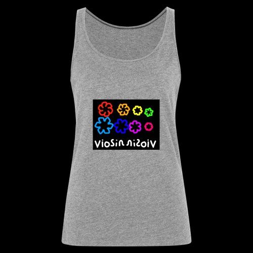 viosion rainbow - Women's Premium Tank Top