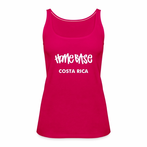 WORLDCUP Costa Rica - Frauen Premium Tank Top