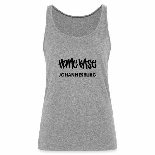 Home City Johannesburg - Frauen Premium Tank Top