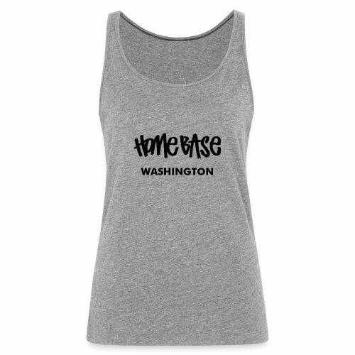 Home City Washington - Frauen Premium Tank Top