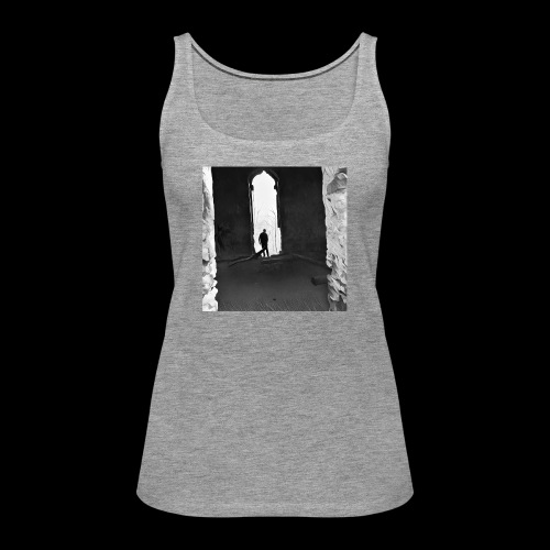 Misted Afterthought - Women's Premium Tank Top