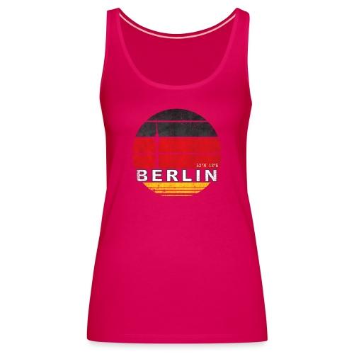 BERLIN, Germany, Deutschland - Women's Premium Tank Top