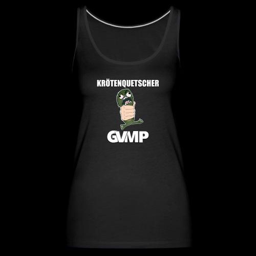 Krötenquetscher - Frauen Premium Tank Top
