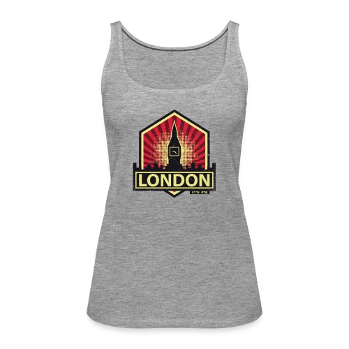 London, England - Women's Premium Tank Top