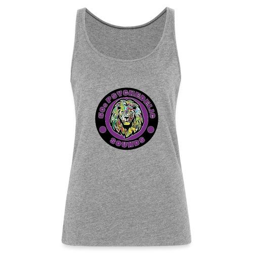 leon1 - Camiseta de tirantes premium mujer