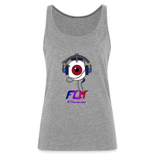 FLM Crew - Débardeur Premium Femme