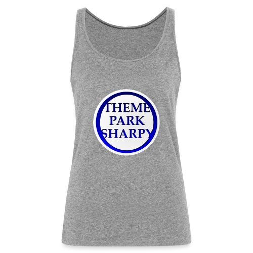 Theme Park Sharpy Brand - Women's Premium Tank Top