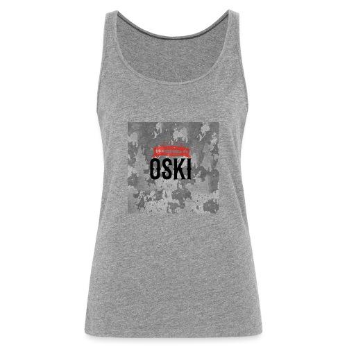 Osky - Camiseta de tirantes premium mujer