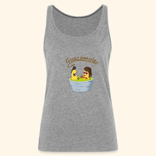 Guacamole - Camiseta de tirantes premium mujer