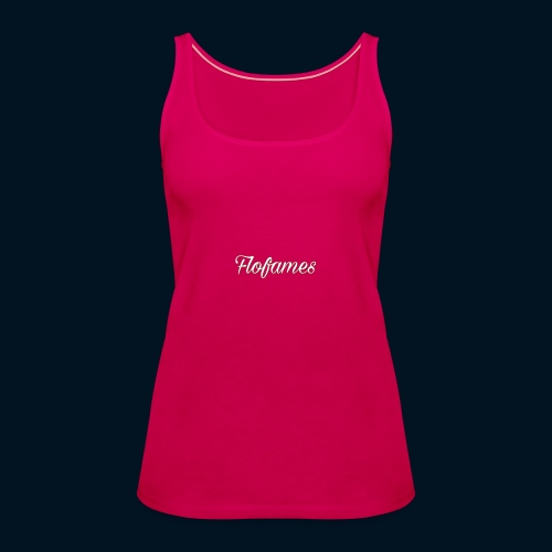 camicia di flofames - Canotta premium da donna
