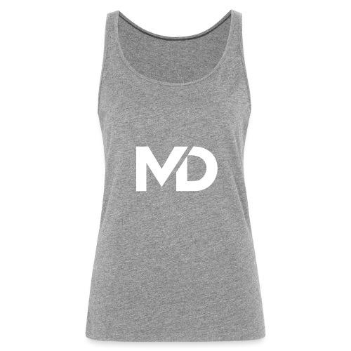 MD Clothing Official© - Débardeur Premium Femme