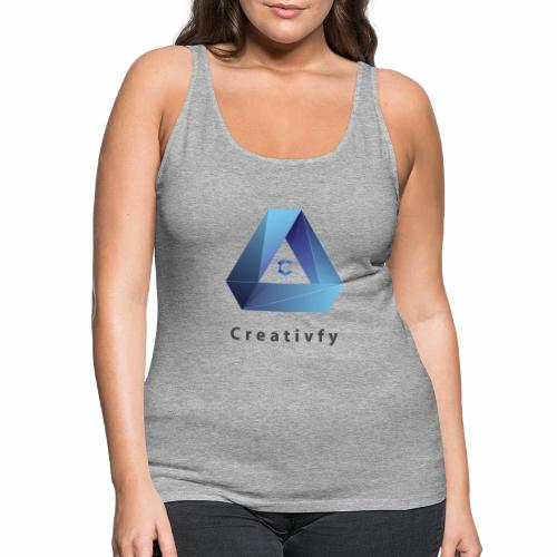 creativfy - Frauen Premium Tank Top
