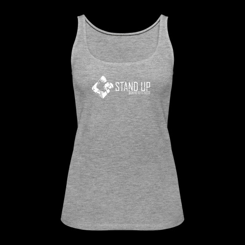 Stand Up Boxing & Fitness - Women's Premium Tank Top