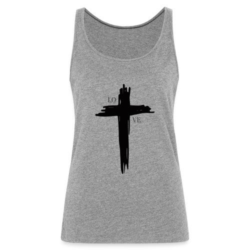 GOD BLESS - Camiseta de tirantes premium mujer