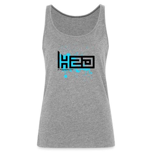 H 2 O Textiles and gifts for the active enthusia - Naisten premium hihaton toppi