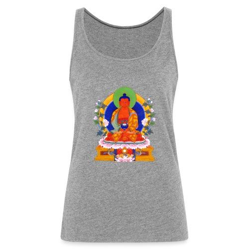 Budda Amitabha - Tank top damski Premium