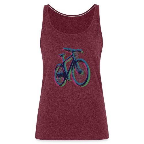 Bike Fahrrad bicycle Outdoor Fun Mountainbike - Women's Premium Tank Top