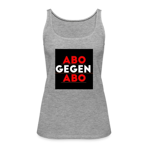 Abo gegen Abo - Frauen Premium Tank Top